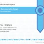 SEO konzultant – Google Tag Manager certifikace